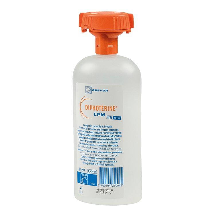 Diphoterine oogspoelfles 500 ml