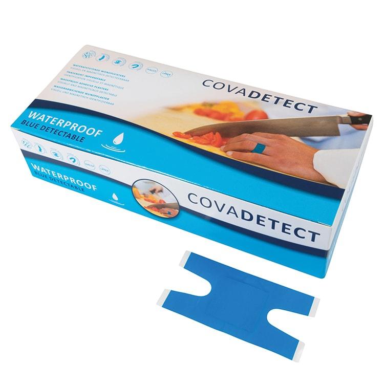 Covadetect detecteerbare waterproof kneukelpleister