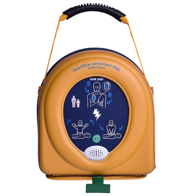 Heartsine Samaritan 360P AED pakket