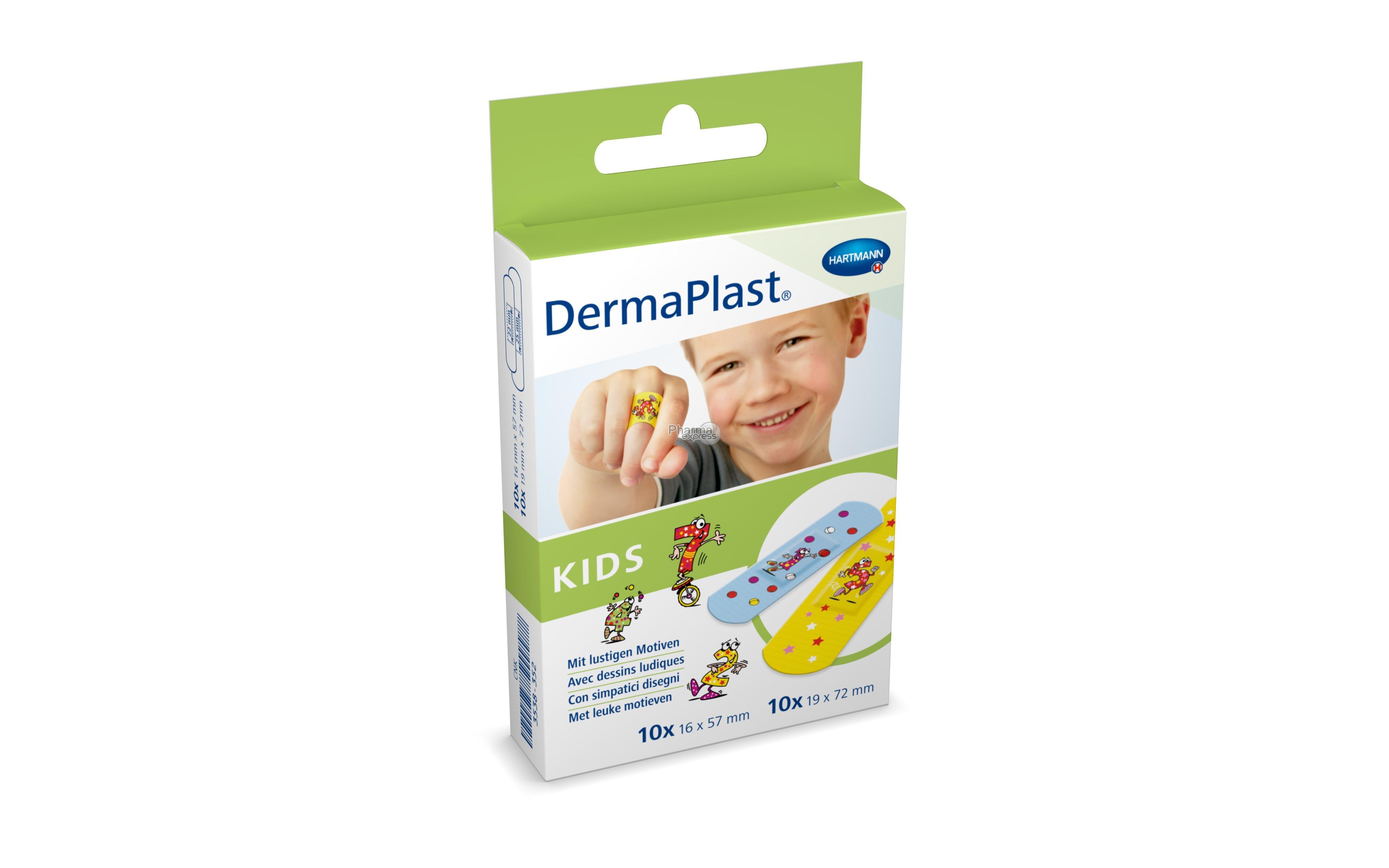 Dermaplast kids per 20 stuks