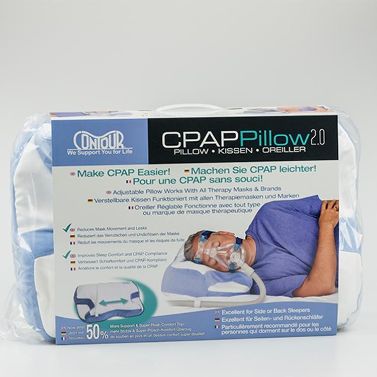 Hoofdkussen voor CPAP masker