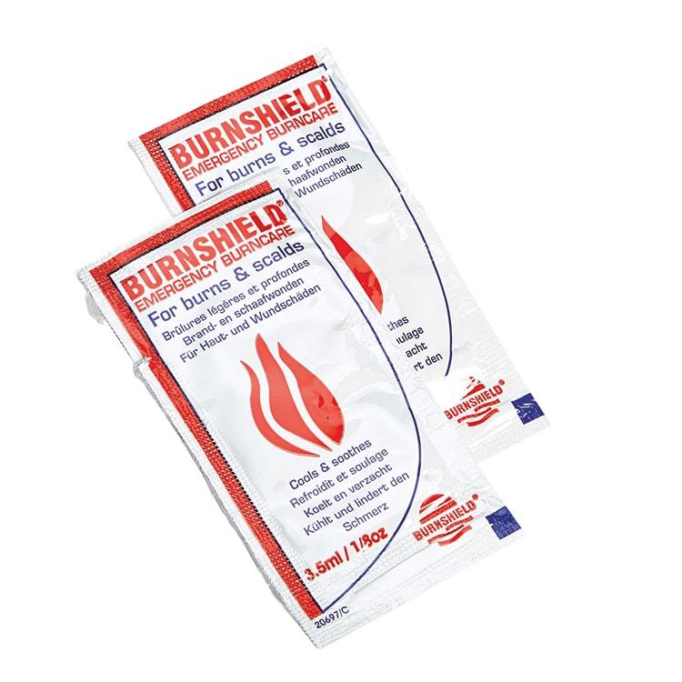 Burn blotts zakjes 3,5 ml