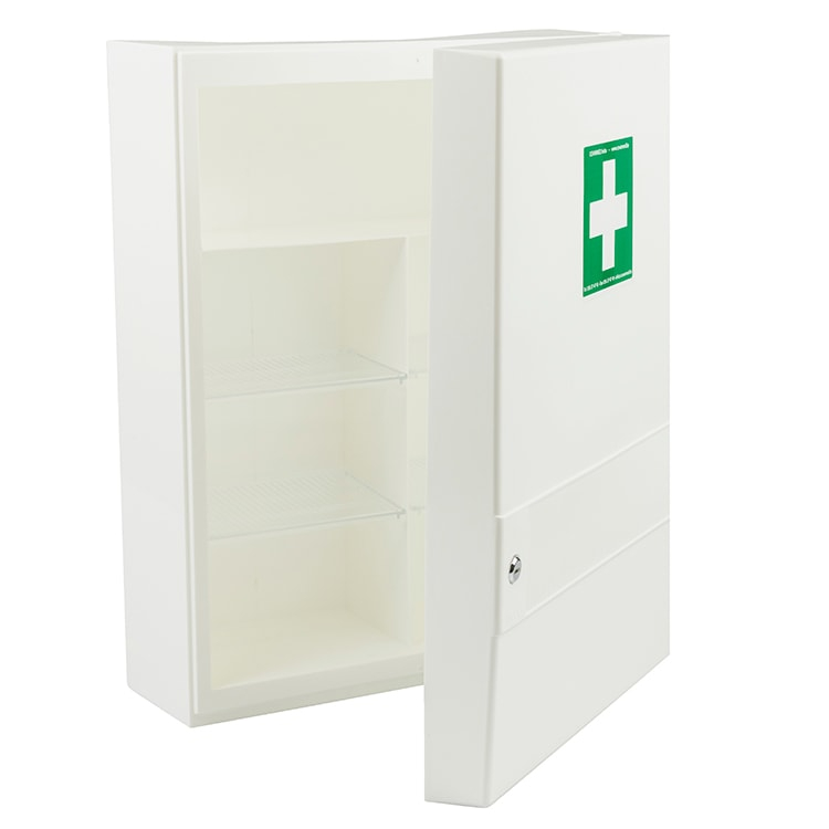 Apotheekkast plastiek 1-deurs 45 x 35 x 15 cm