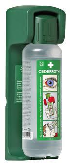 Cederroth eye-wash wandhouder