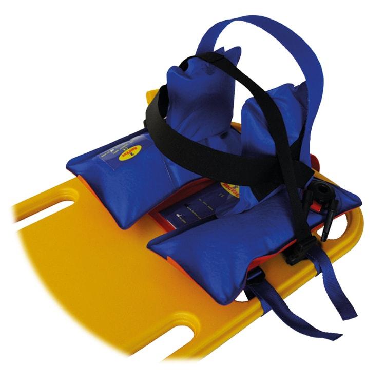 Vacuum headblock hoofdimmobilisatie