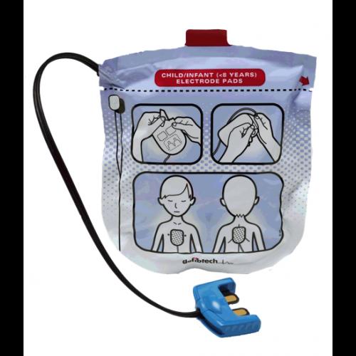 Lifteline view elektroden - kinderen