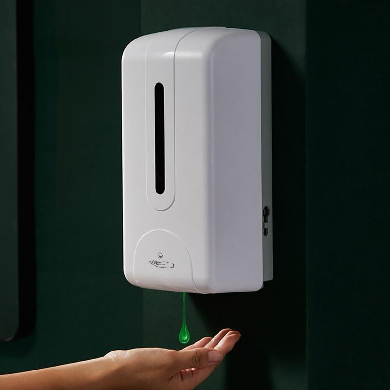 Automatische dispenser voor alcogel