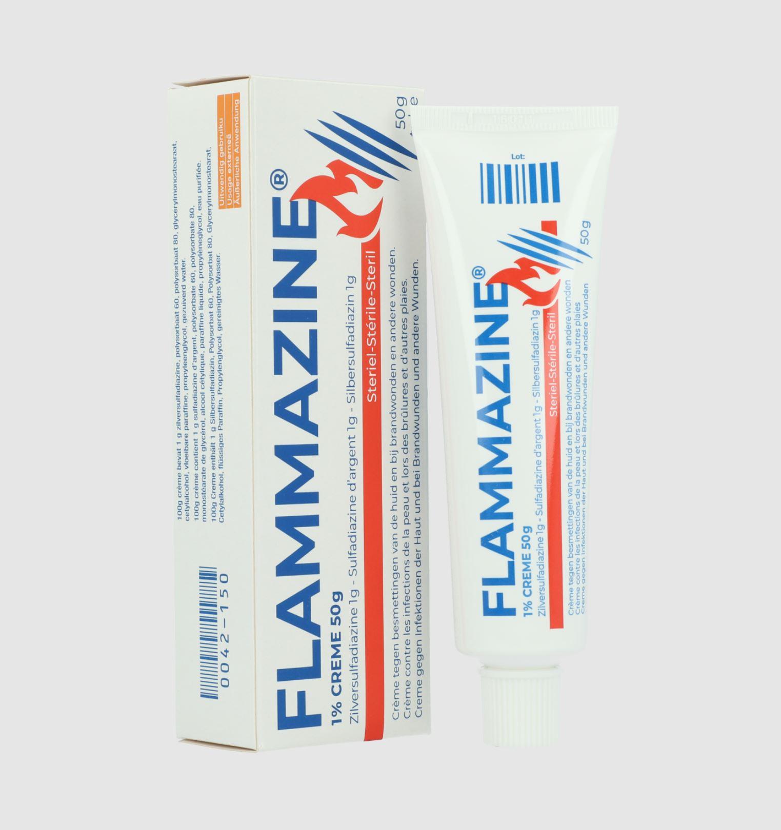 Flammazine 50 gr