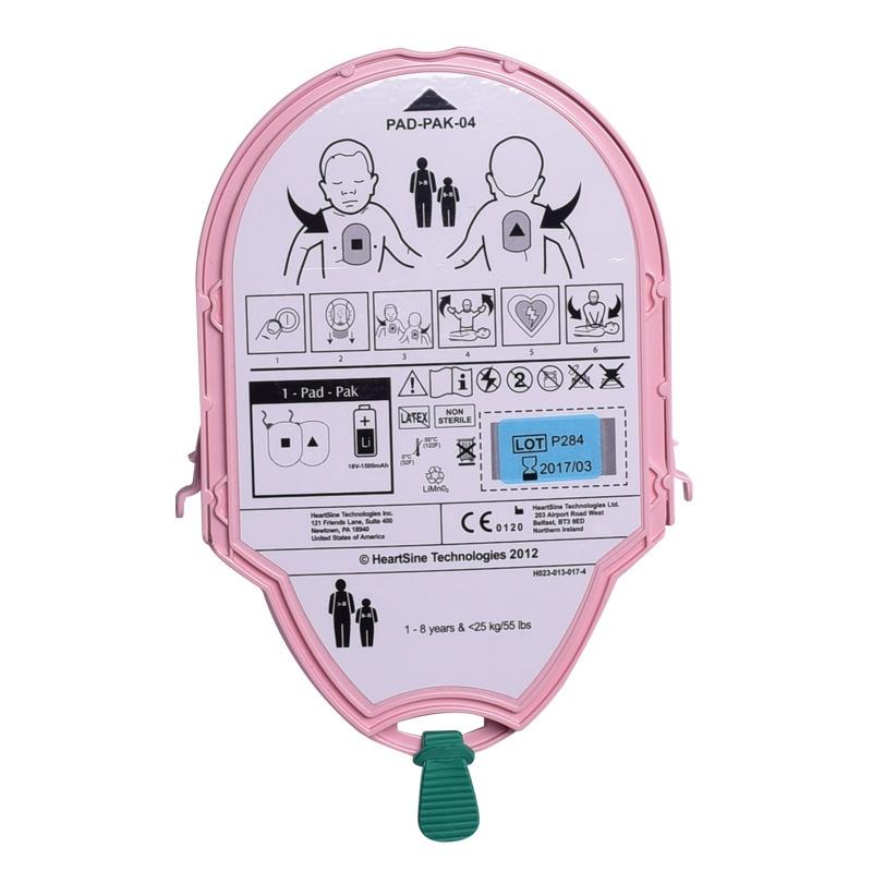 Heartsine Samaritan PAD350/360/500 PadPak voor kinderen < 25 kg