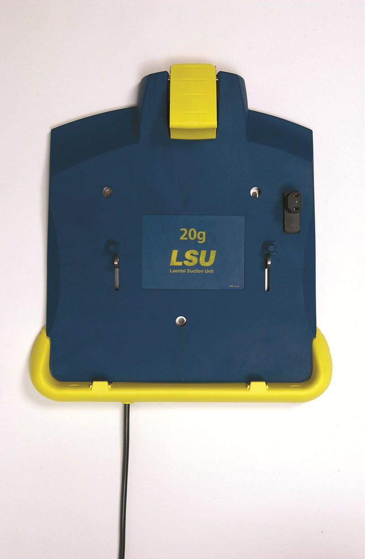 Wandbeugel voor LSU - 12 V