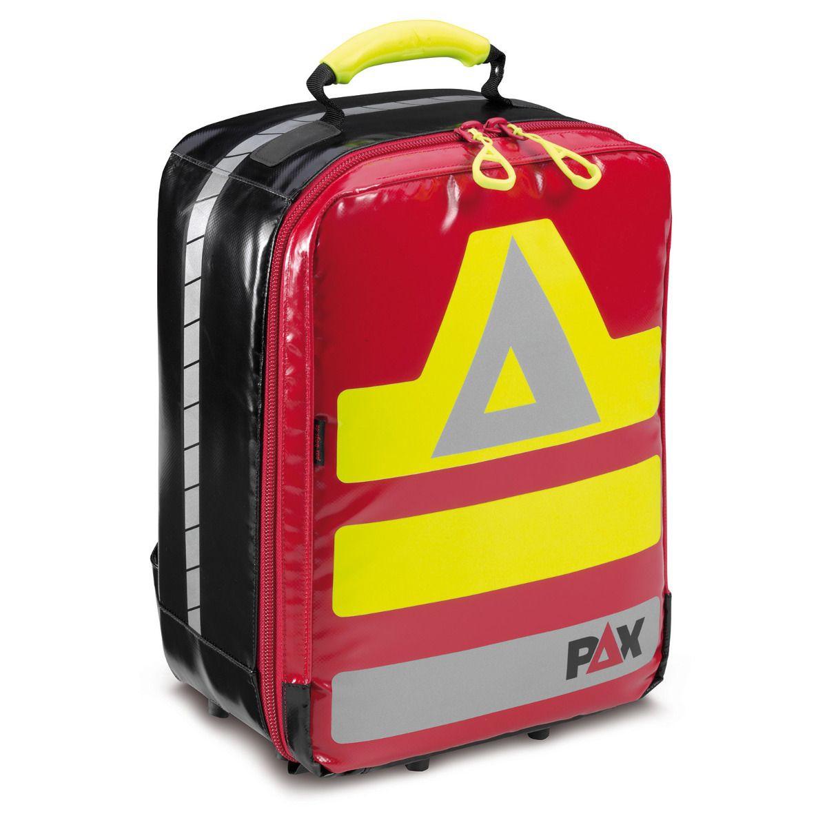 Eerstehulprugzak Rode Kruis-Vlaanderen voor jeugdverenigingen: met handboek 'Eerste hulp voor jeugdleiders'