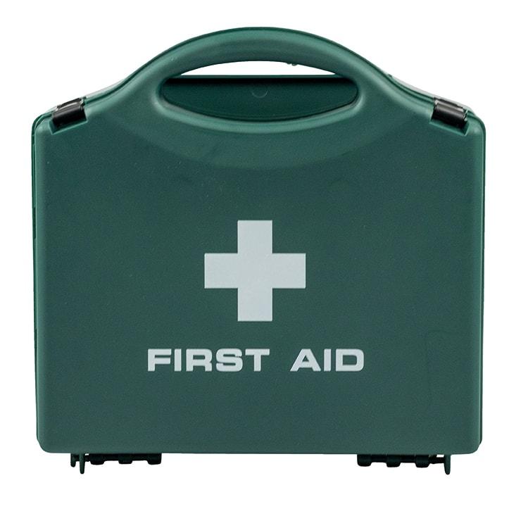Verbanddoos First Aid 26 x 25 x 9 cm