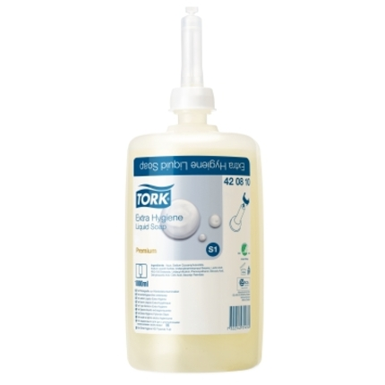 Tork zeep Extra hygiene per 6 x 1 liter