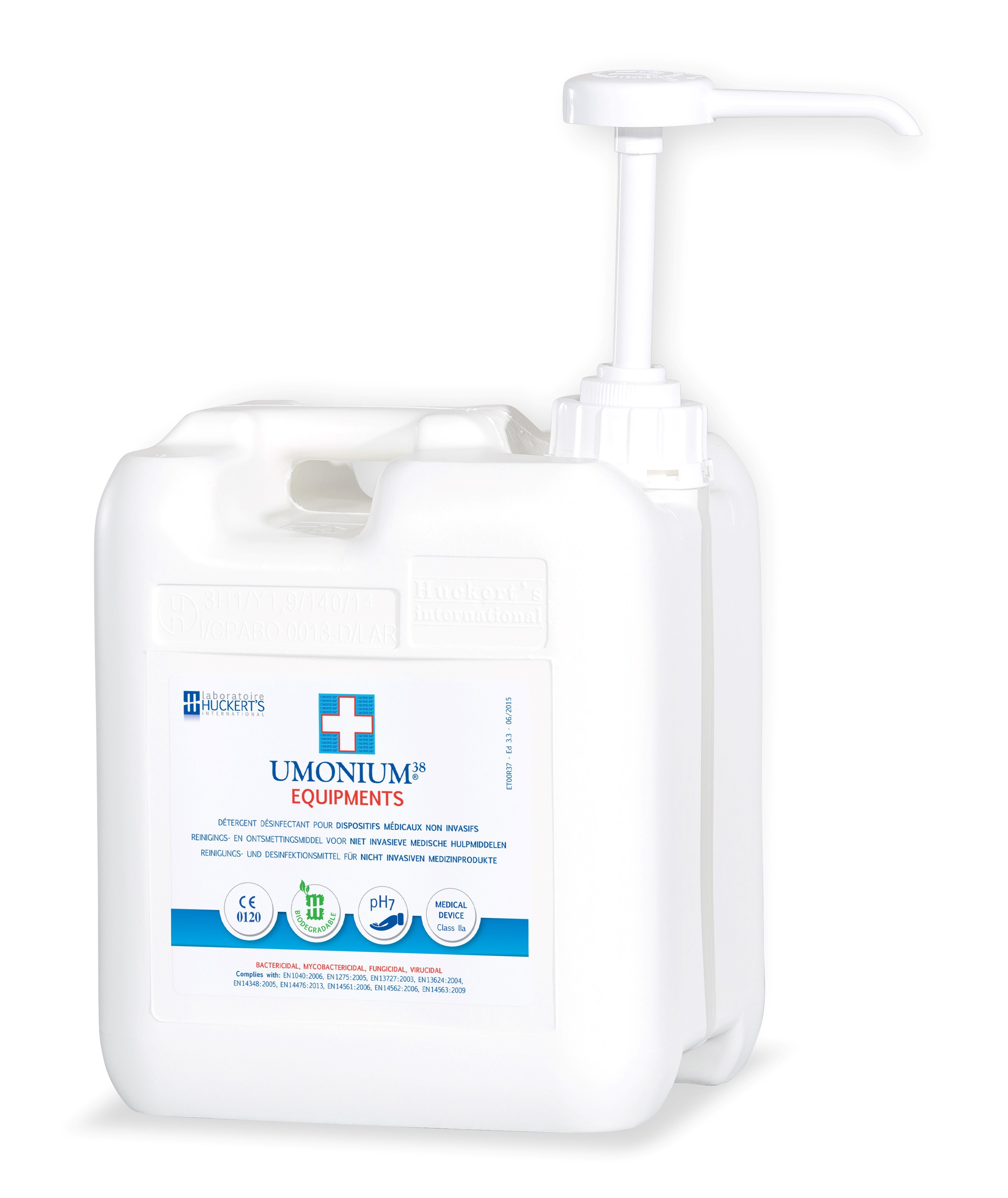 Umonium equipments 5 liter