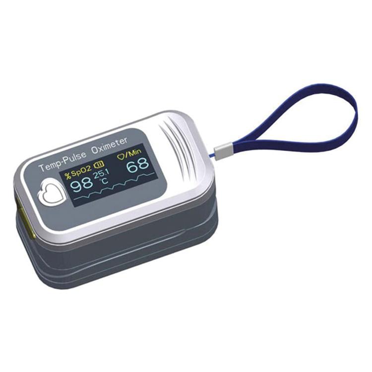 Temp pulse oximeter Volwassene