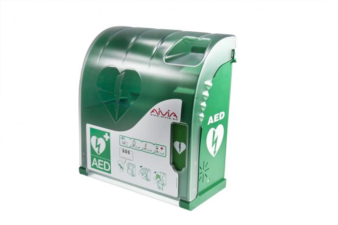 Aivia AED kast