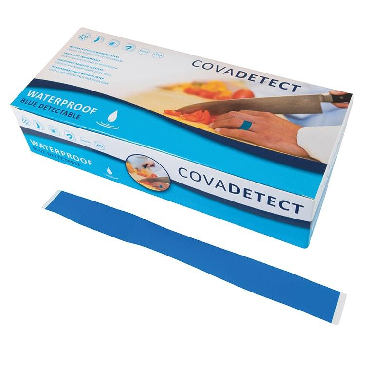 Covadetect detecteerbare waterproof vingerpleister
