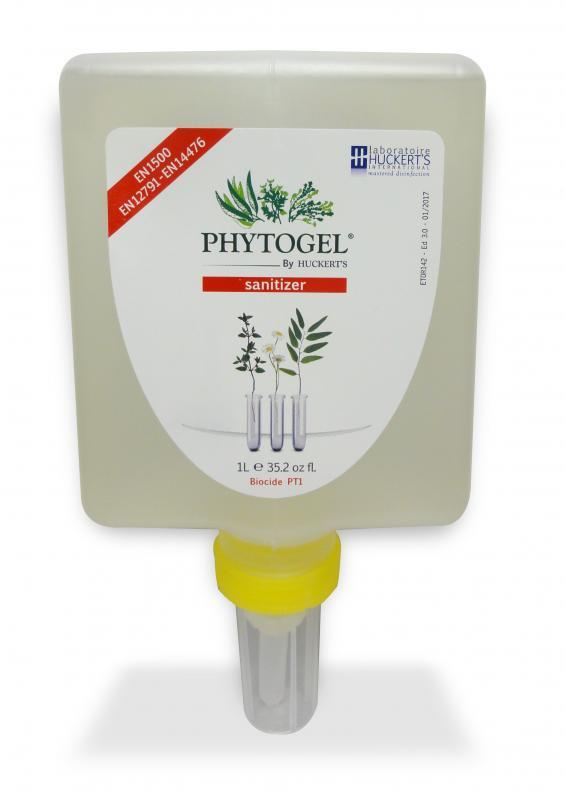 Phytogel sanitizer 1 liter navulling
