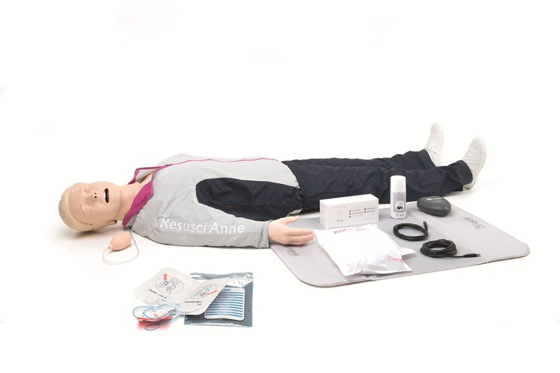 Resusci Anne QCPR AED AW Full Body