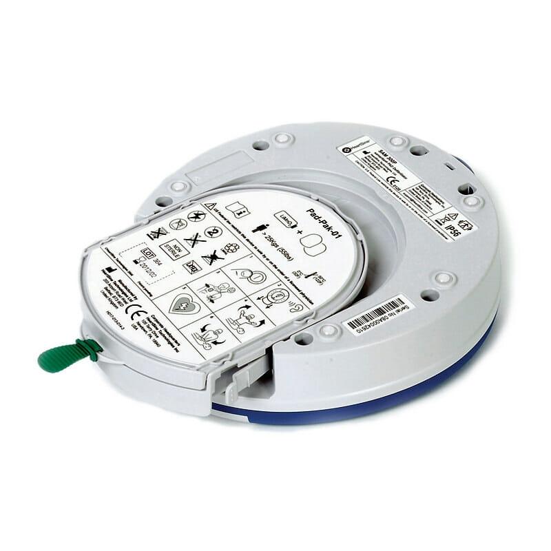 Heartsine Samaritan 350P AED pakket