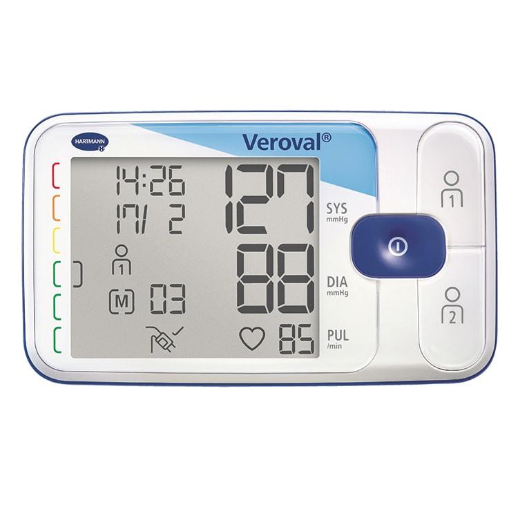 Veroval bloeddrukmeter voor meting aan de bovenarm