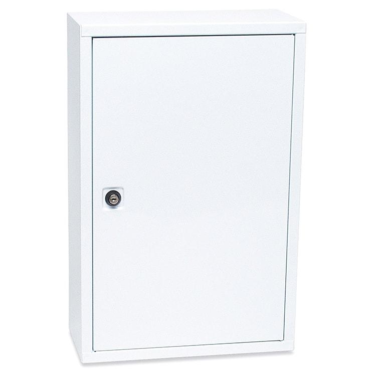 Apotheekkast metaal 1 deur 46 x 30 x 14 cm