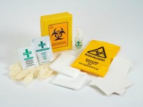 Bio-hazard kit