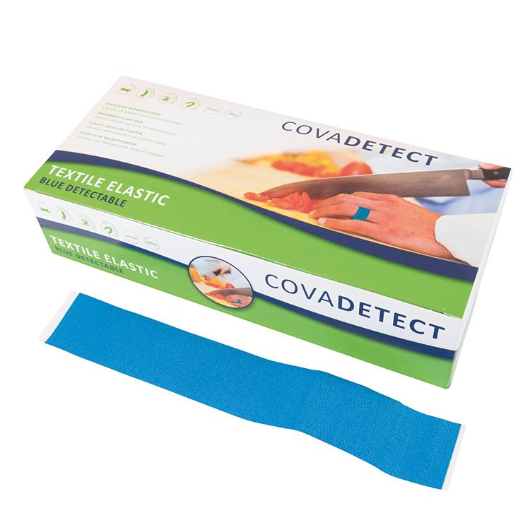 Covadetect detecteerbare textiel vingerpleister
