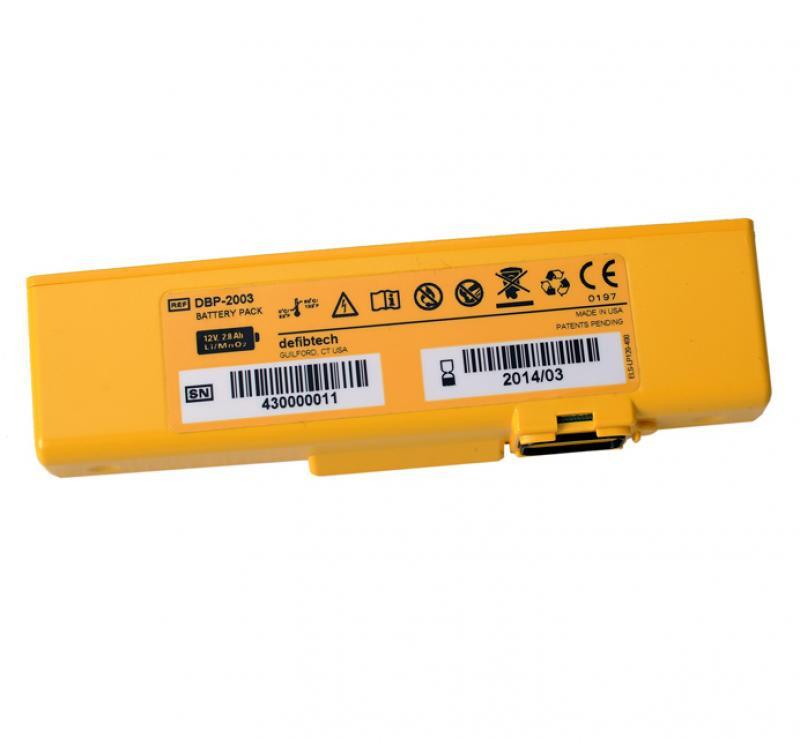 Batterij Lifeline view