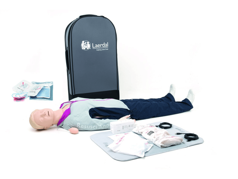 Resusci Anne QCPR AED Full Body