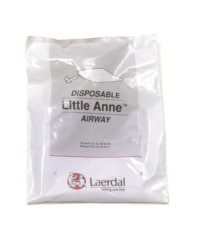 Luchtwegen voor Little Anne per 24 stuks