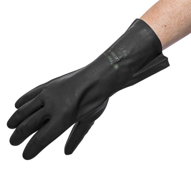 Zuurbestendige handschoenen