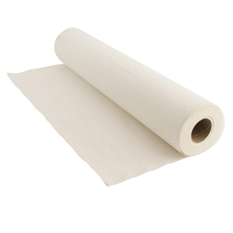 Papier voor onderzoekstafel 60 cm x 143 m