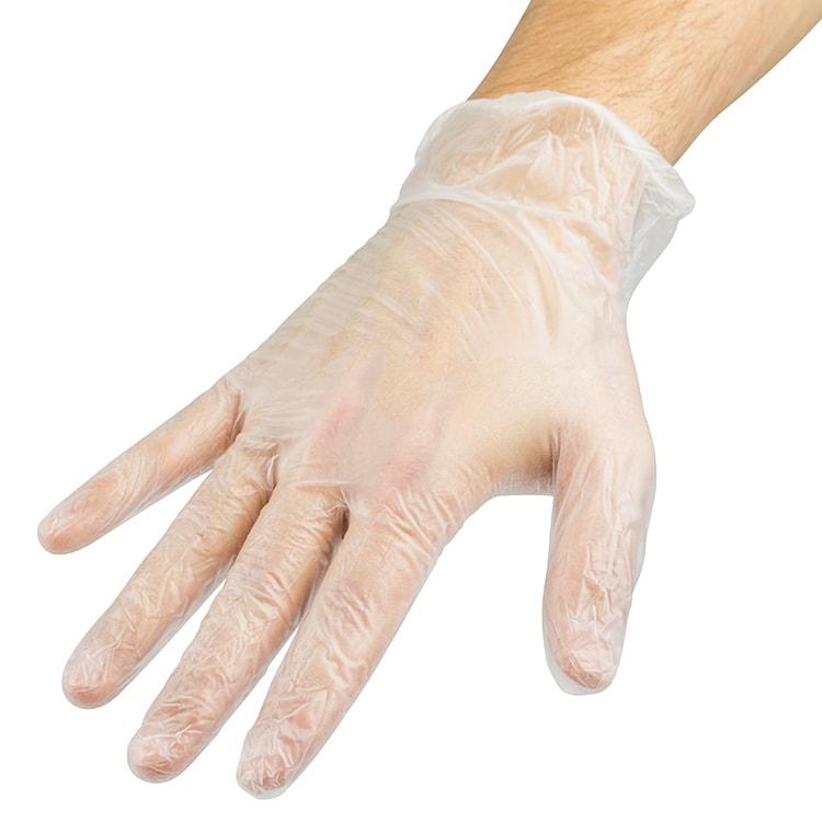 Handschoenen in zakje per paar